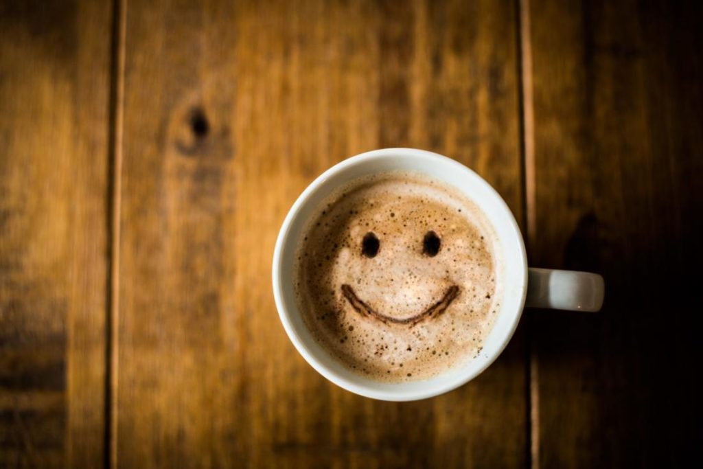 a-cup-of-coffee-with-a-smiling-face