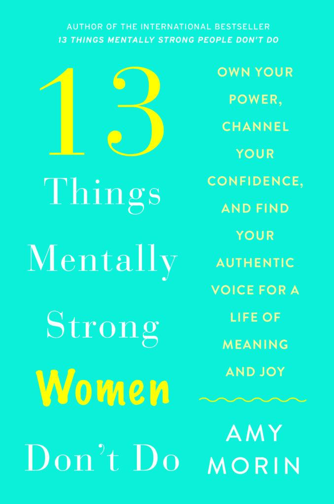 13 THINGS WOMEN - Jacket Image (1)